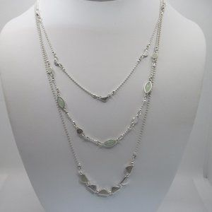 SONOMA Goods For Life Silver Tone Necklace